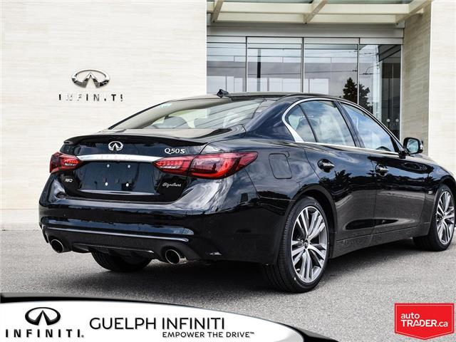 2019 Infiniti Q50 3.0t Signature Edition (Stk: I6891) in Guelph - Image 4 of 25