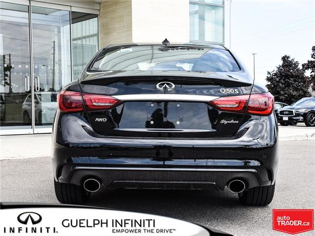2019 Infiniti Q50 3.0t Signature Edition (Stk: I6891) in Guelph - Image 5 of 25