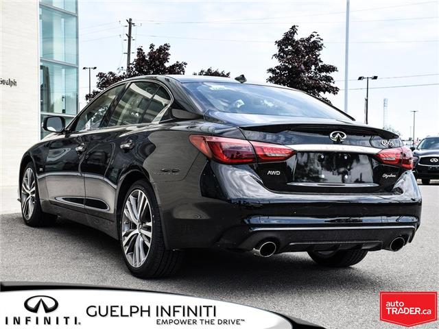2019 Infiniti Q50 3.0t Signature Edition (Stk: I6891) in Guelph - Image 6 of 25