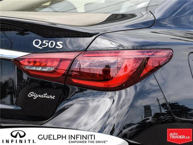 2019 Infiniti Q50 3.0t Signature Edition (Stk: I6891) in Guelph - Image 7 of 25