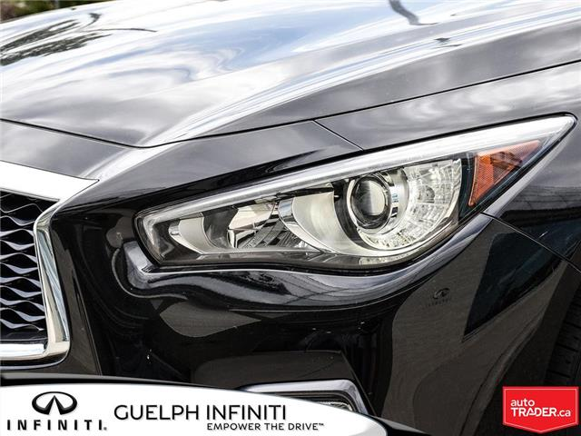 2019 Infiniti Q50 3.0t Signature Edition (Stk: I6891) in Guelph - Image 8 of 25