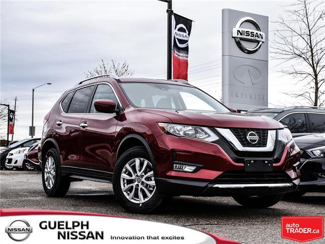 2019 Nissan Rogue SV (Stk: N19740) in Guelph - Image 1 of 22