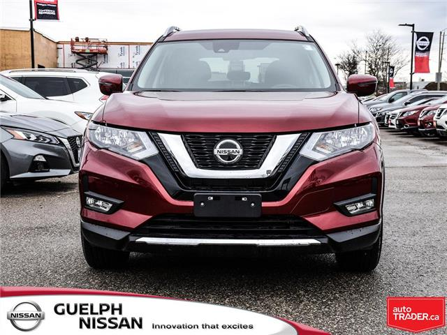2019 Nissan Rogue SV (Stk: N19740) in Guelph - Image 2 of 22