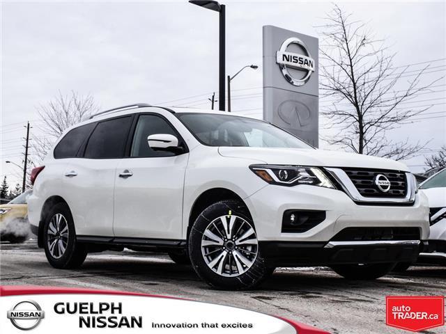 2019 Nissan Pathfinder SL Premium (Stk: N19942) in Guelph - Image 1 of 22