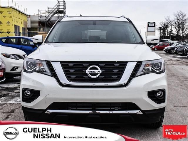 2019 Nissan Pathfinder SL Premium (Stk: N19942) in Guelph - Image 2 of 22