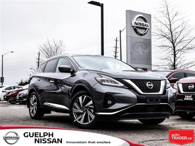2019 Nissan Murano SL (Stk: N19948) in Guelph - Image 1 of 24
