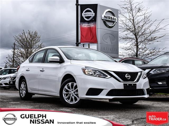 2019 Nissan Sentra 1.8 SV (Stk: N19954) in Guelph - Image 1 of 23