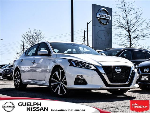 2019 Nissan Altima 2.5 Platinum (Stk: N19968) in Guelph - Image 1 of 24