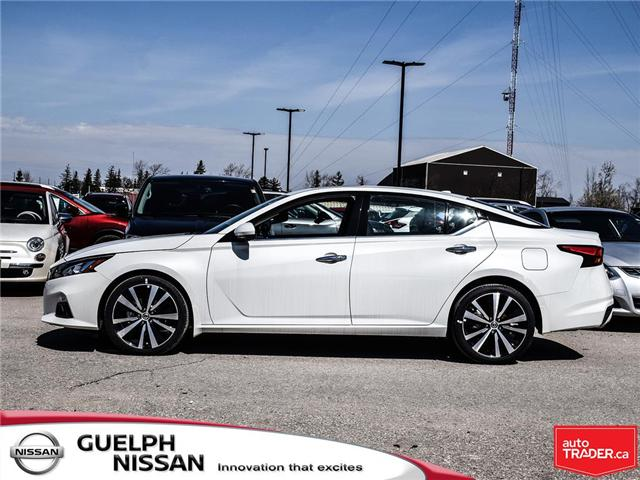 2019 Nissan Altima 2.5 Platinum (Stk: N19968) in Guelph - Image 3 of 24