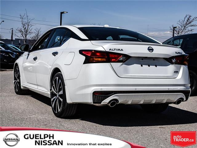 2019 Nissan Altima 2.5 Platinum (Stk: N19968) in Guelph - Image 4 of 24