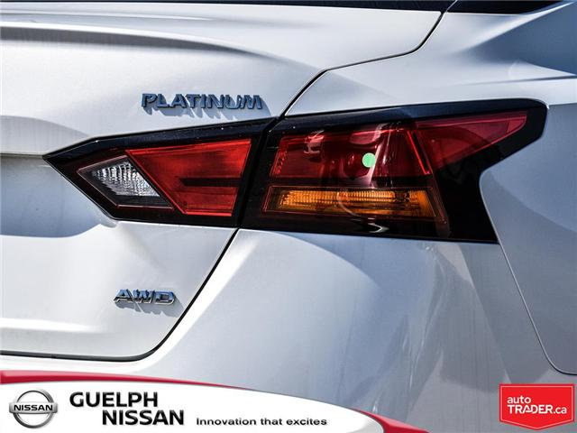 2019 Nissan Altima 2.5 Platinum (Stk: N19968) in Guelph - Image 7 of 24
