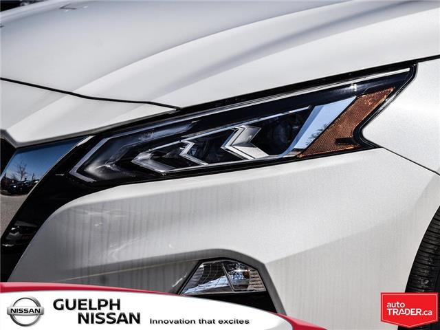 2019 Nissan Altima 2.5 Platinum (Stk: N19968) in Guelph - Image 8 of 24