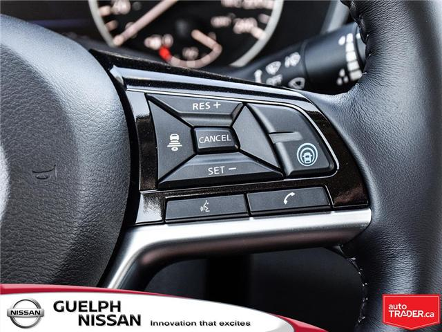 2019 Nissan Altima 2.5 Platinum (Stk: N19968) in Guelph - Image 17 of 24