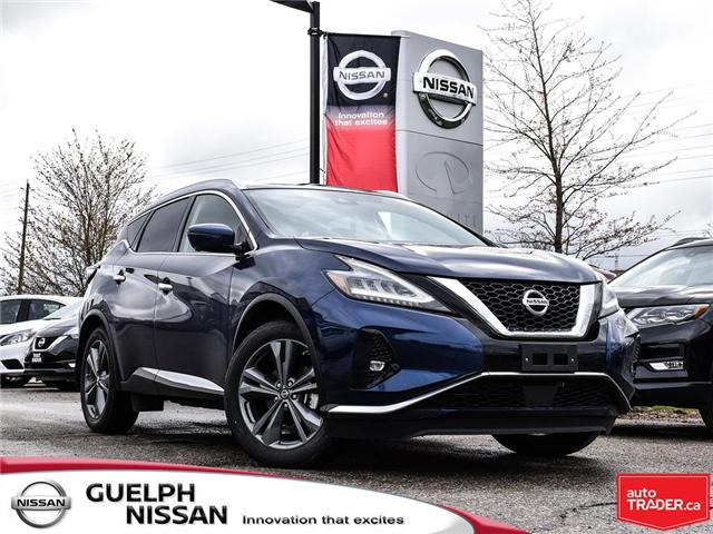 2019 Nissan Murano Platinum (Stk: N19984) in Guelph - Image 1 of 24