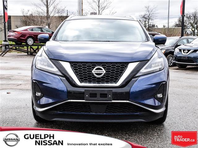 2019 Nissan Murano Platinum (Stk: N19984) in Guelph - Image 2 of 24