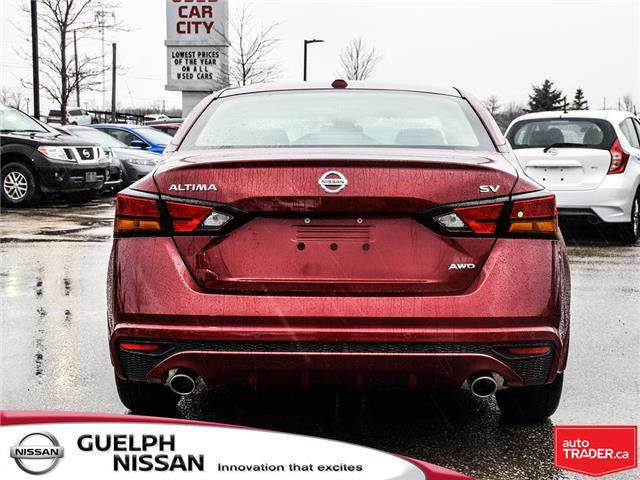2019 Nissan Altima 2.5 SV (Stk: N19980) in Guelph - Image 5 of 23