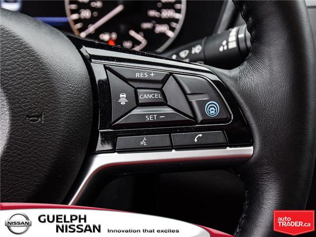 2019 Nissan Altima 2.5 SV (Stk: N19980) in Guelph - Image 20 of 23