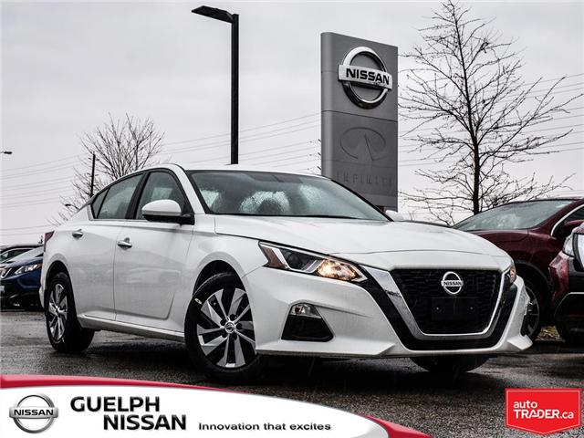 2019 Nissan Altima 2.5 S (Stk: N19995) in Guelph - Image 1 of 22