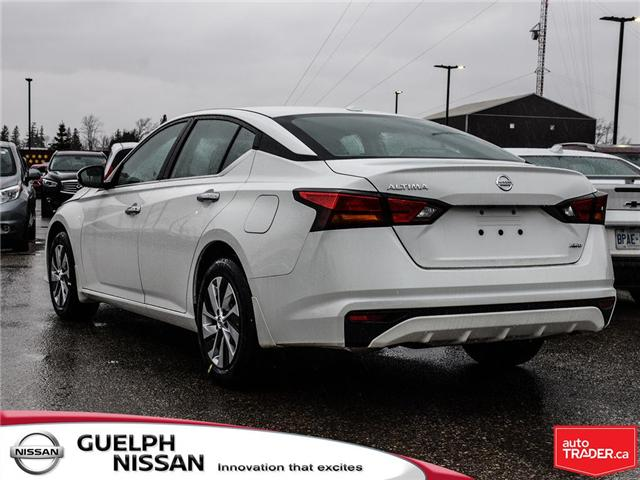 2019 Nissan Altima 2.5 S (Stk: N19995) in Guelph - Image 4 of 22