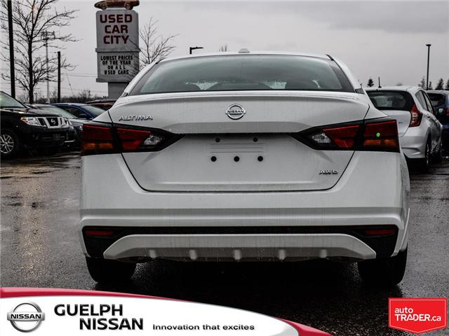 2019 Nissan Altima 2.5 S (Stk: N19995) in Guelph - Image 5 of 22