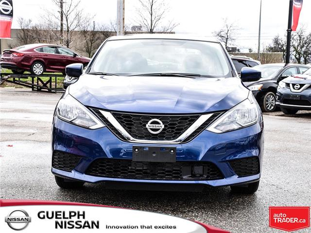 2019 Nissan Sentra 1.8 SV (Stk: N19993) in Guelph - Image 2 of 23