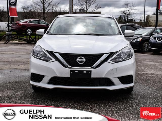 2019 Nissan Sentra 1.8 SV (Stk: N19994) in Guelph - Image 2 of 23