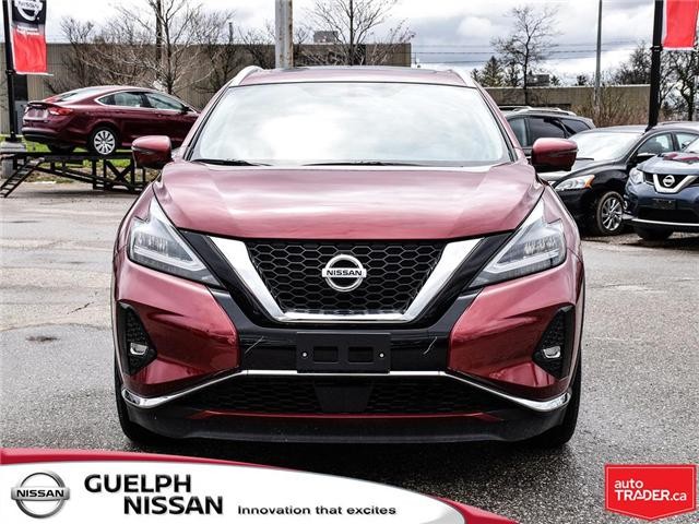 2019 Nissan Murano SL (Stk: N20011) in Guelph - Image 2 of 24