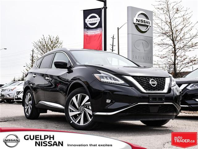 2019 Nissan Murano SL (Stk: N20014) in Guelph - Image 1 of 22