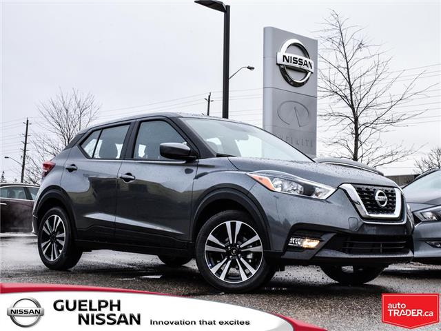 2019 Nissan Kicks SV (Stk: N20027) in Guelph - Image 1 of 21