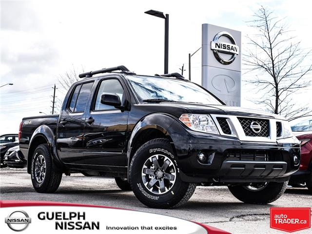 2019 Nissan Frontier PRO-4X (Stk: N20038) in Guelph - Image 1 of 25