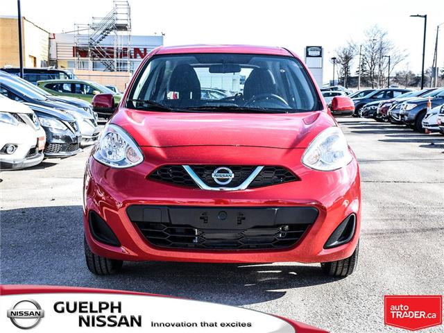 2019 Nissan Micra SV (Stk: N20046) in Guelph - Image 2 of 21