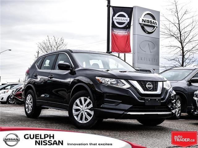 2019 Nissan Rogue S (Stk: N19751) in Guelph - Image 1 of 22