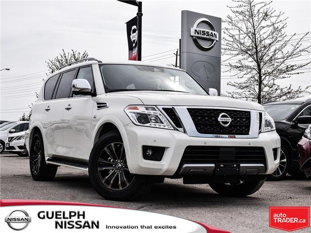 2019 Nissan Armada Platinum (Stk: N19755) in Guelph - Image 1 of 26