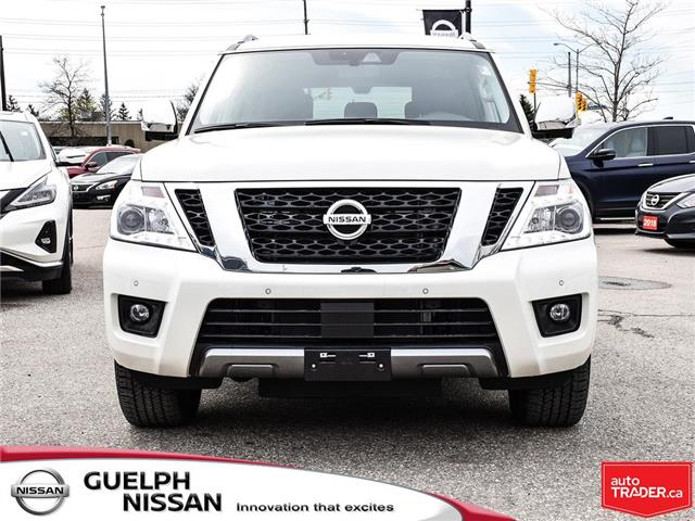 2019 Nissan Armada Platinum (Stk: N19755) in Guelph - Image 2 of 26