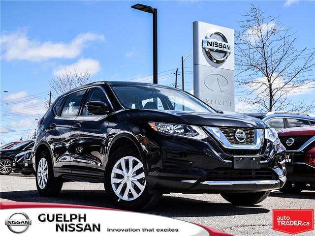 2019 Nissan Rogue S (Stk: N19763) in Guelph - Image 1 of 23