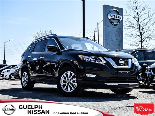 2019 Nissan Rogue SV (Stk: N19760) in Guelph - Image 1 of 22