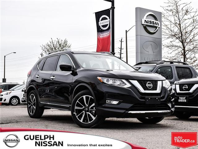 2019 Nissan Rogue SL (Stk: N19776) in Guelph - Image 1 of 23