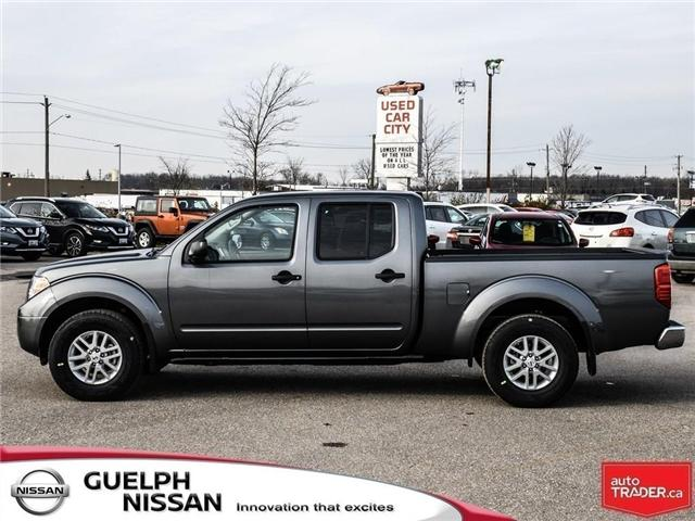 2019 Nissan Frontier SV (Stk: N19816) in Guelph - Image 3 of 21