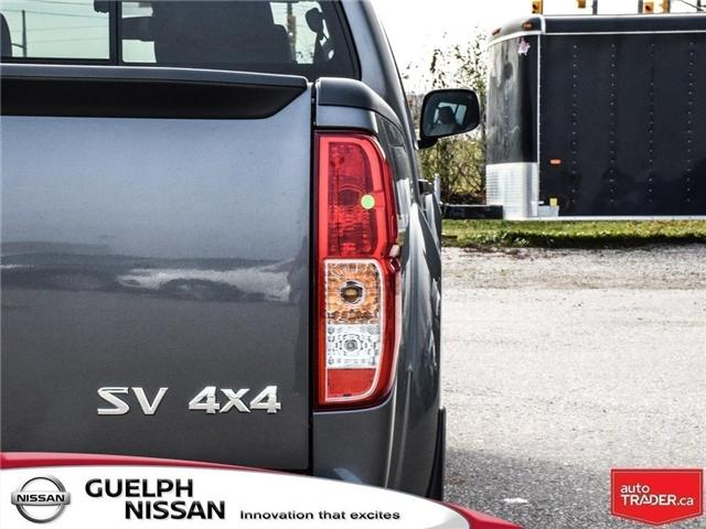 2019 Nissan Frontier SV (Stk: N19816) in Guelph - Image 7 of 21