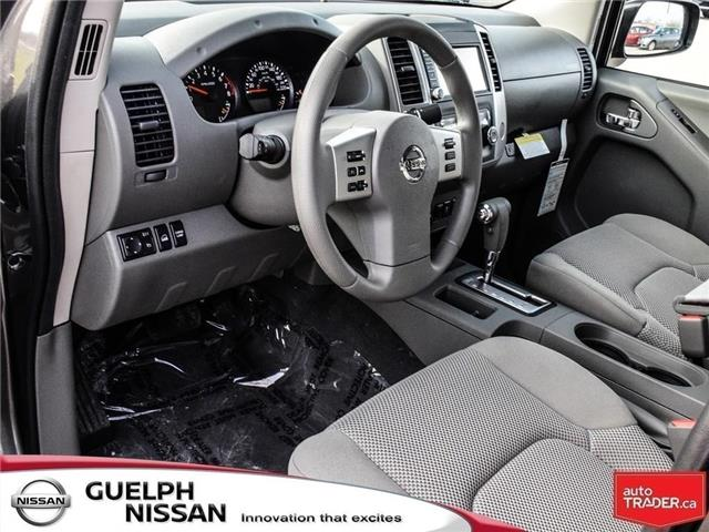 2019 Nissan Frontier SV (Stk: N19816) in Guelph - Image 11 of 21