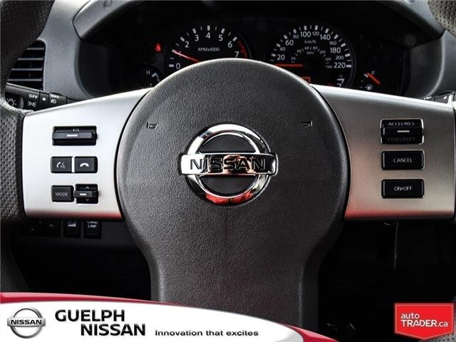 2019 Nissan Frontier SV (Stk: N19816) in Guelph - Image 18 of 21