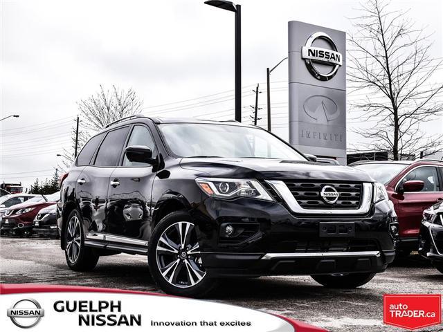 2019 Nissan Pathfinder Platinum (Stk: N19819) in Guelph - Image 1 of 26