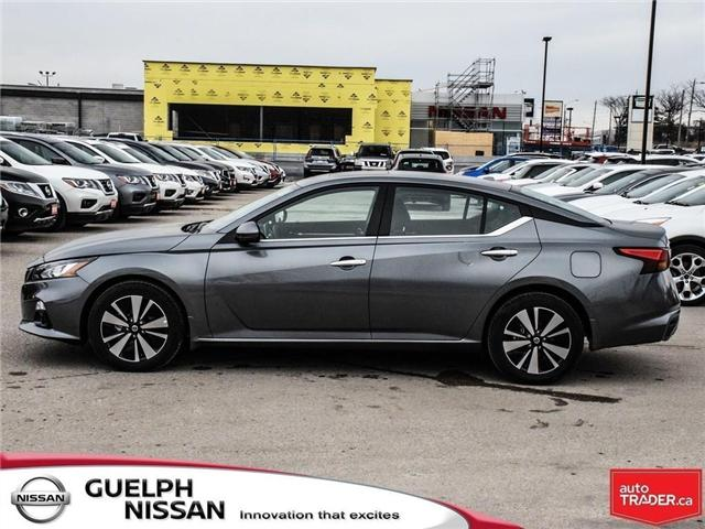 2019 Nissan Altima 2.5 SV (Stk: N19831) in Guelph - Image 3 of 23