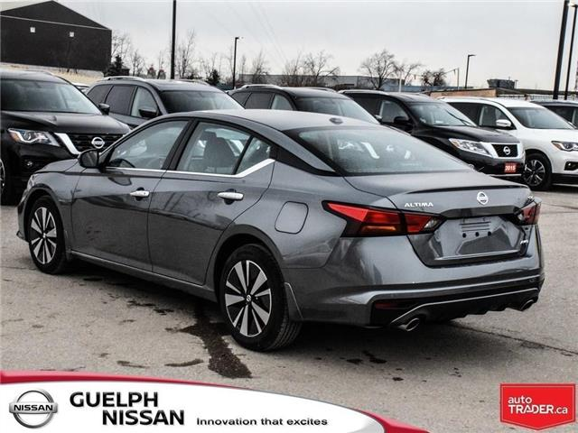 2019 Nissan Altima 2.5 SV (Stk: N19831) in Guelph - Image 4 of 23