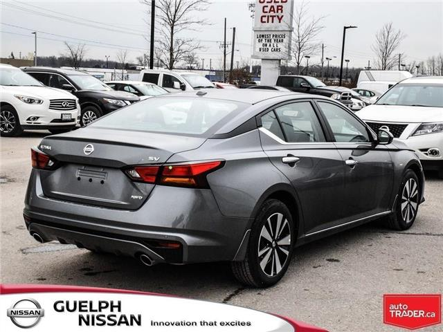 2019 Nissan Altima 2.5 SV (Stk: N19831) in Guelph - Image 6 of 23