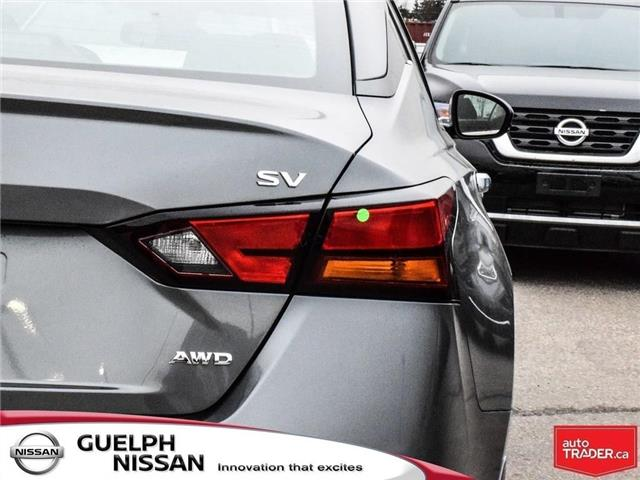 2019 Nissan Altima 2.5 SV (Stk: N19831) in Guelph - Image 7 of 23
