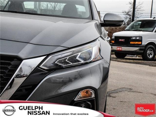 2019 Nissan Altima 2.5 SV (Stk: N19831) in Guelph - Image 8 of 23