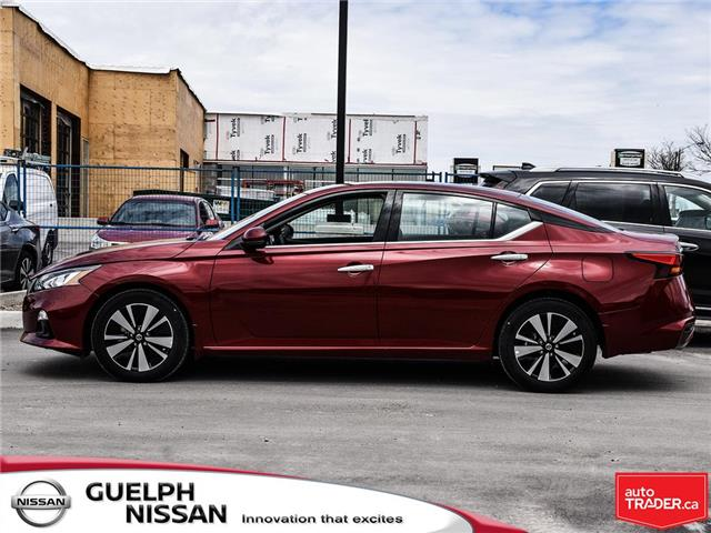 2019 Nissan Altima 2.5 SV (Stk: N19852) in Guelph - Image 3 of 23
