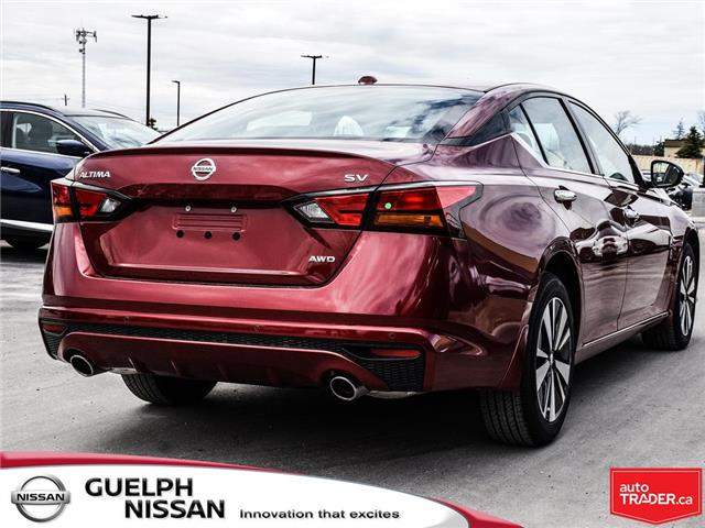 2019 Nissan Altima 2.5 SV (Stk: N19852) in Guelph - Image 6 of 23