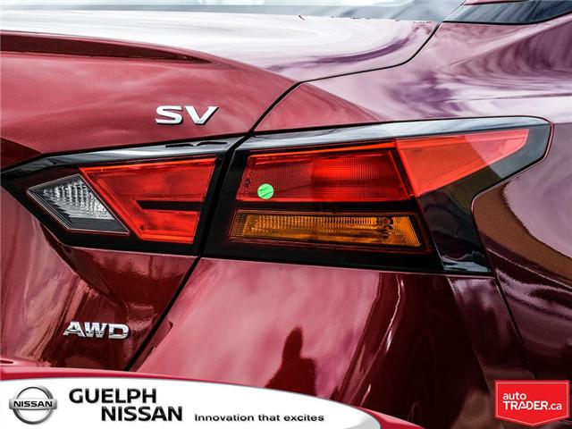 2019 Nissan Altima 2.5 SV (Stk: N19852) in Guelph - Image 7 of 23